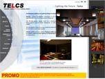 TELCS Flash Website