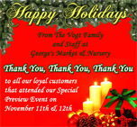 Christmas Greeting Banner Design